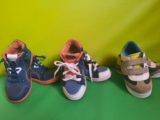 3 пари взуття для хлопчика Mayoral