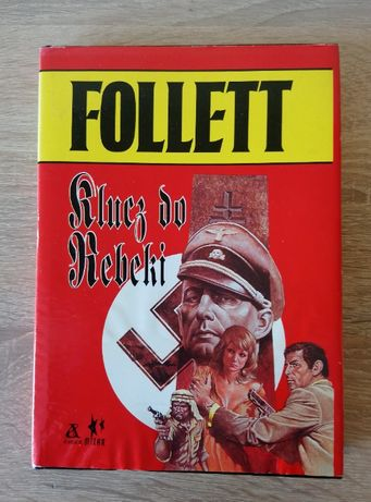 Ken Follett – Klucz do Rebeki [Stan kolekcjonerski, twarda oprawa]