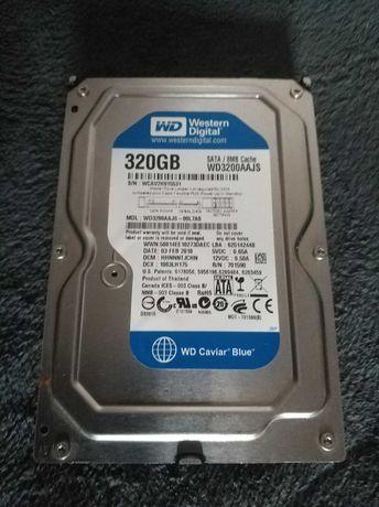 Dysk twardy SATA HDD 320 GB do komputera, PC