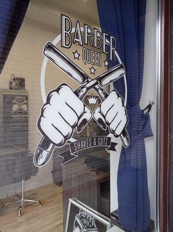 Barber Queen- fryzjer