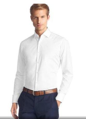 Стильная рубашка boss xl