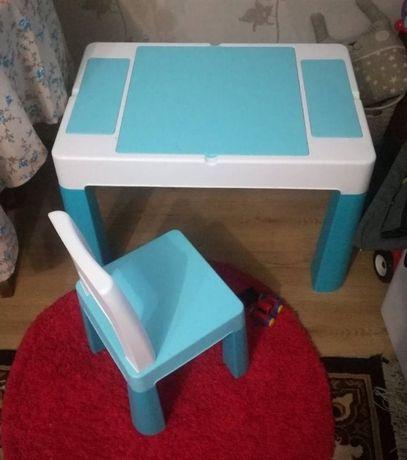 Набор мебели - стол и стульчики Tega Baby Multifun (Тега Мультифан)