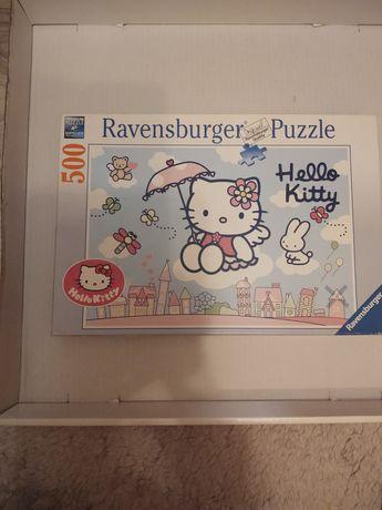Puzzle hello kitty 500 elementów