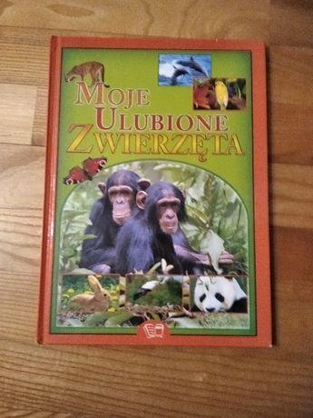 Moje ulubione zwierzęta album dla dzieci