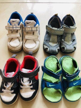 Buty dziecięce 23.5-25 Nike, Ecco