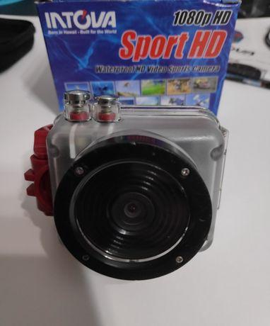Câmera mergulho Intova Sport HD