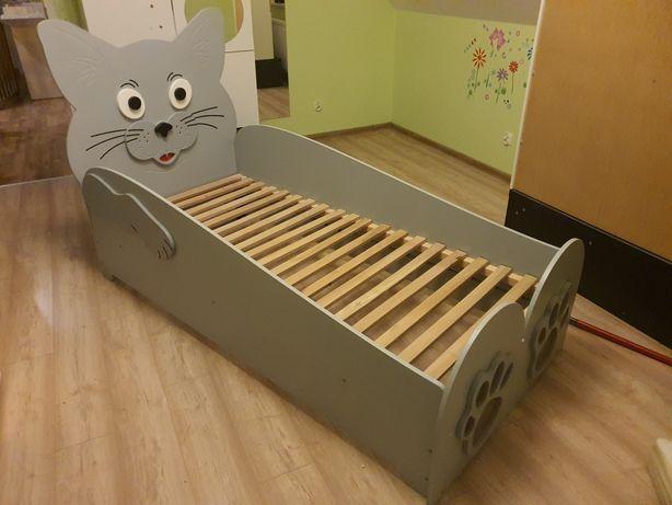łóżko dziecięce KOTEK