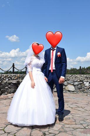 ТЕРМІНОВО! Весільна сукня | Свадебное платье