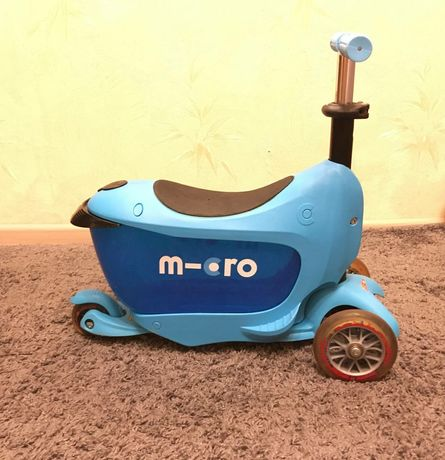 Самокат Mini micro 2go