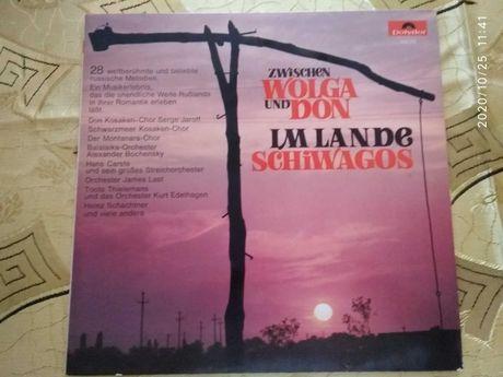 Płyta winylowa muzyka instrumentalna światowe przeboje