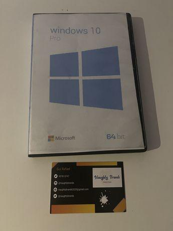 DVD Windows 10 Pro 64 Bit