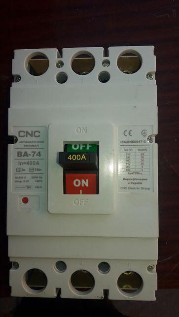 выключатель автоматический ВА 74 400А автомат