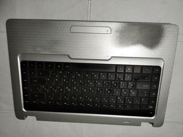 Продам корпус от ноутбука HP G62 с клавиатурой за 370 грв