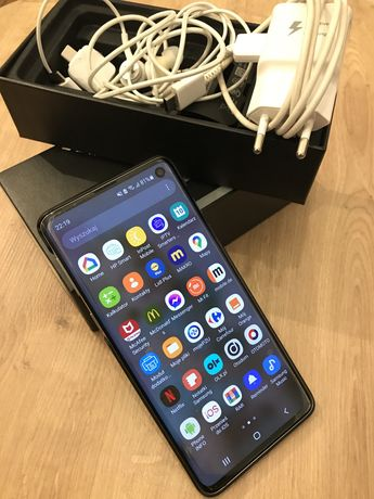 Samsung s10 gwarancja 06.2021
