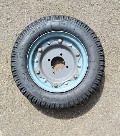 Колесо с диском 4,0х10