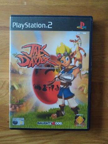 Jak and Daxter PS2
