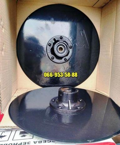 Комплект дисков сошника Н 105.03.010-02-Т сеялка СЗ-3,6