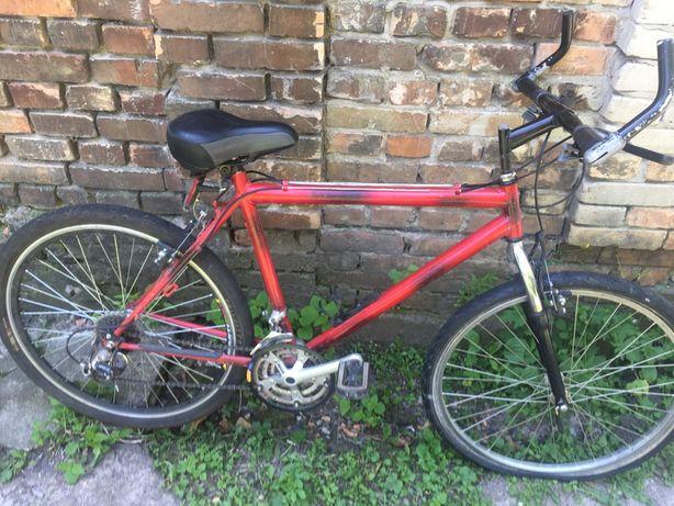 Продам велосипед. Привезений з Німеччини