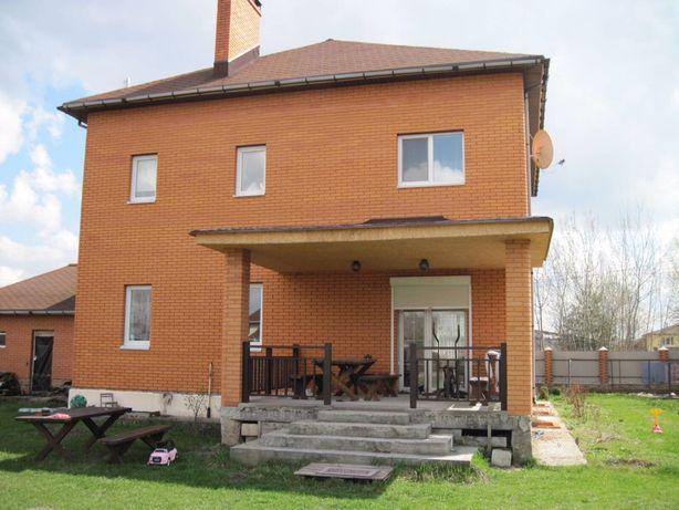 Продам дом с. Путровка 2 этажный кирпичный