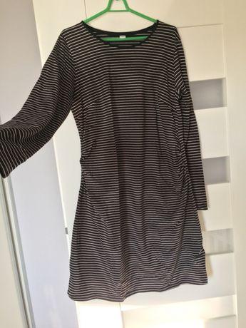 Sukienka ciążowa długi rękaw nowa