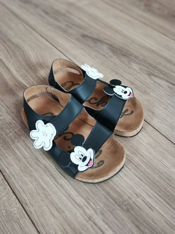 Sandałki h&m Mickey miki