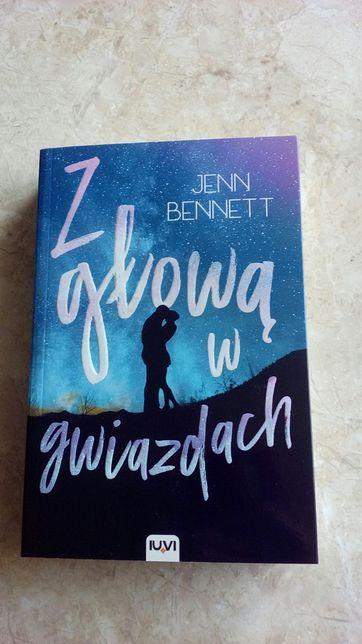 Jenn Bennett - Z głową w gwiazdach