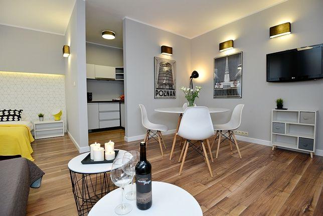 Wynajmę apartament mieszkanie na doby w Poznaniu.