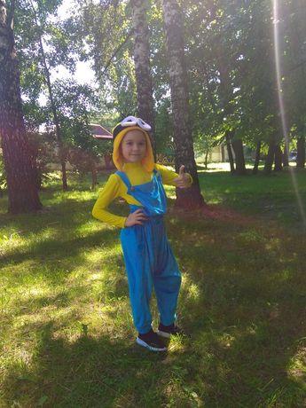Карнавальний костюм Міньйон