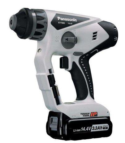 Panasonic Pro EY7840X 14,4v Martelo SDS/Berbequim/Aparafusador