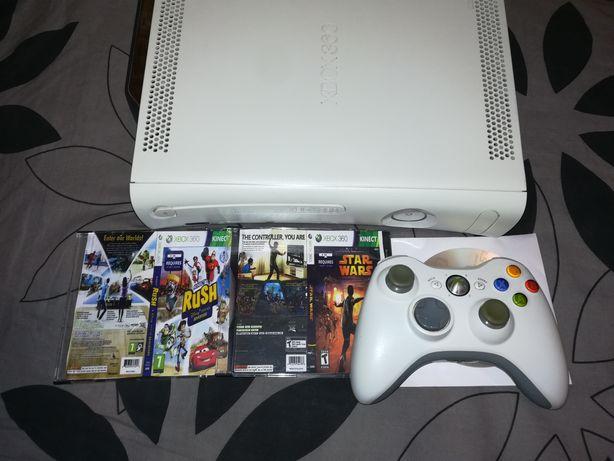 Xbox 360 Przerobiony Pad Gry konsola Łódź