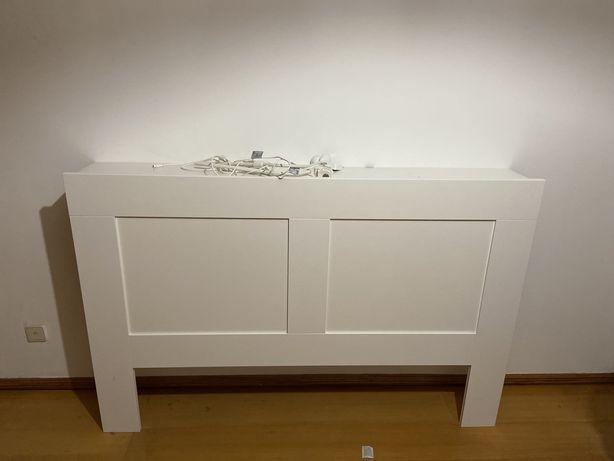 Cabeceira cama IKEA BRIMNES