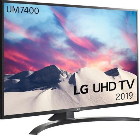 "Telewizor LG UM7450 65"" SmartTV HDR 4K UltraHD,Netflix,Youtube,"