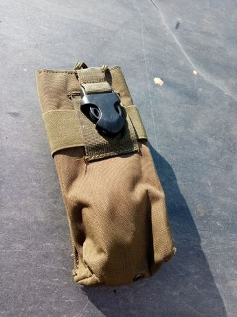 Airsoft - Molle radio pouch OD
