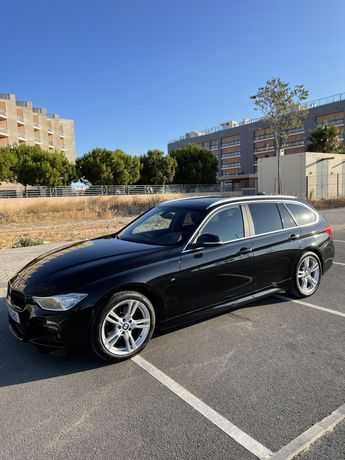 Bmw 320D touring packM