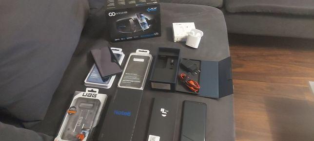 Samsung Note 8 Black, gratisy