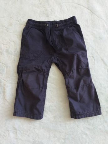 Spodnie spodenki chłopięce LUPILU rozm. 86