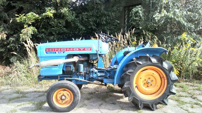Mini traktorek Hinomoto E14 4x4