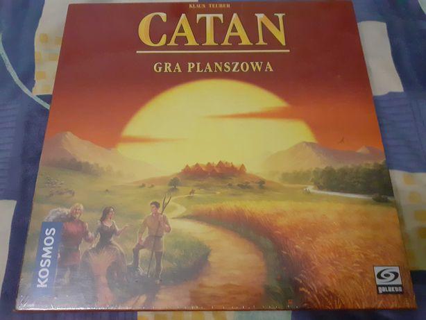 Catan Osadnicy z Catanu gra planszowa