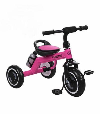 Трехколесный детский 2-4года велосипед