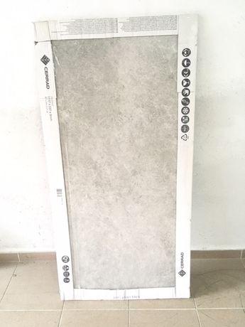 terakota, glazura 60x120 cm płytki