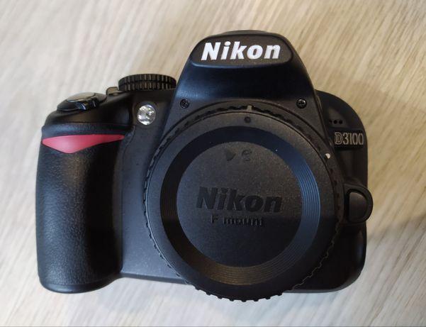 Фотоаппарат Nikon D3100 body в идеальном состоянии!
