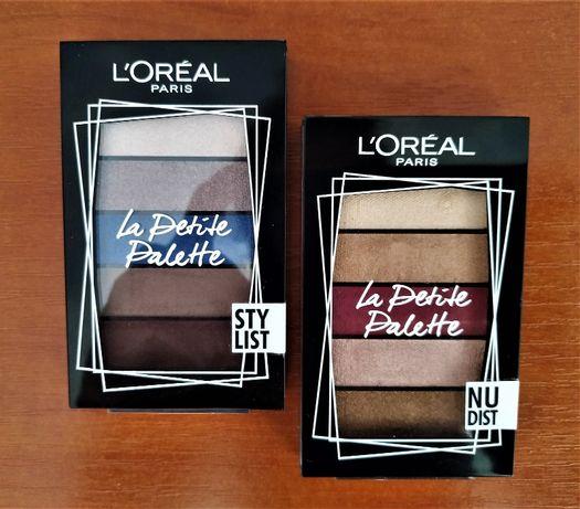 L'Oréal Paris La Petite Palette - mini paleta cieni do powiek