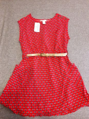 Платье Forever 21 на девочку 7-8 лет.Новое