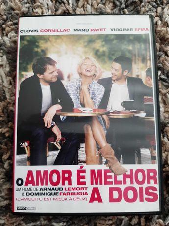 """Filme """"O Amor é melhor a dois"""""""