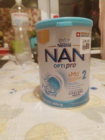 Детская смесь Nan opti Pro 2