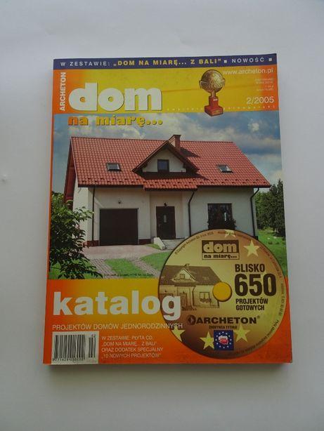 Katalog projektowy DOM na miarę.