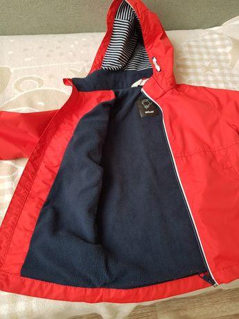 Куртка дитяча на осінь (
