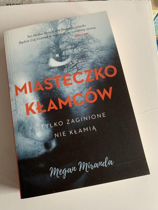 Miasteczko kłamców Megan Miranda Białystok - image 1