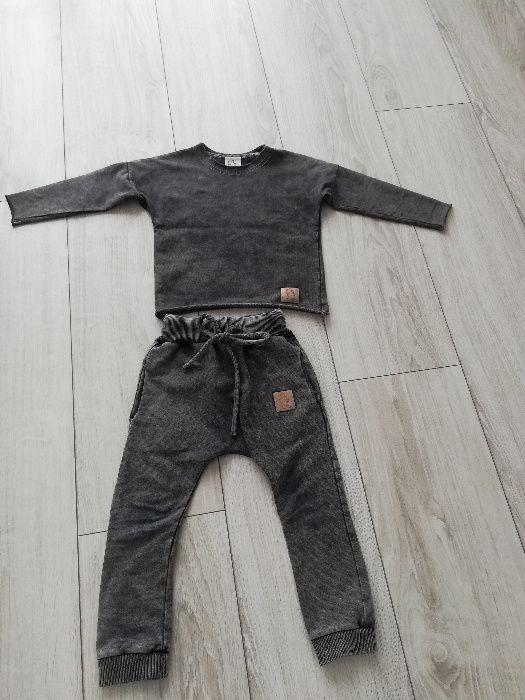Komplet Dresik TUSS bluza+spodnie 86/92 Pleszew - image 1