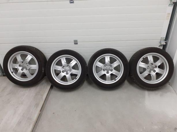 """Felgi 17"""" 5x112 Audi a3 a4 a5 a6 +Opony"""